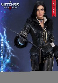 Witcher 3 Wild Hunt Sochas Yennefer & Yennefer Exclusive 55 cm