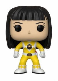 Power Rangers POP! TV Vinylová Figurka Yellow Ranger (No Helmet)