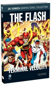 DC Comics Graphic Novel Collection #96 The Flash: Terminal Veloc