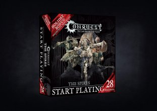 Conquest: The Last Argument of Kings Battalion Starter Box Spire