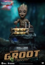 Guardians of the Galaxy 2 Life-Size Socha Baby Groot 32 cm