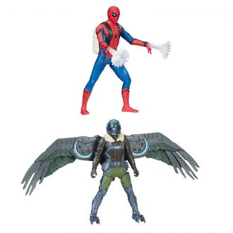 Figurky Spider-Man Homecoming Web City Deluxe 15 cm Hasbro