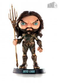 Justice League Mini Co. PVC figurka Aquaman 14 cm