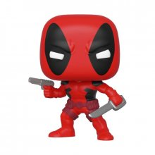 Marvel 80th POP! Marvel Vinylová Figurka Deadpool (First Appeara