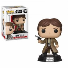 Star Wars POP! Movies Vinylová Figurka Endor Han 9 cm