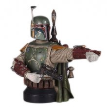 Star Wars busta Boba Fett Deluxe SDCC 2013 Exclusive 18 cm
