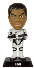 Star Wars Episode VII Wacky Wobbler Bobble-Head Finn In Stormtro