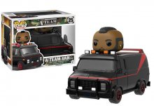 A-Team POP! Rides Vinyl Vehicle with Figure Van & B.A. Baracus 2