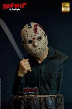 Friday the 13th: The Final Chapter Life-Size Bust Jason Voorhees