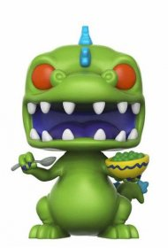Rugrats POP! Animation Vinylová Figurka Reptar Cereal Box 9 cm