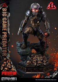 Predator Statues Big Game Predator & Big Game Predator Exclusive