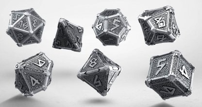 Mythical Metal Dice Set (7)