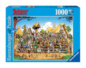 Asterix skládací puzzle Family Photo (1000 pieces)