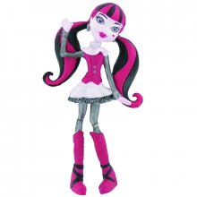 Monster High dětská mini figurka Dracu Laura 10 cm