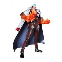 One Piece Excellent Model P.O.P PVC Socha 1/8 NEO-DX Admiral Ak