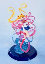 Sailor Moon FiguartsZERO Chouette PVC Socha Sailor Moon Tamashi