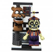 Five Nights at Freddy´s Micro Construction Set Office Hallway