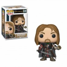Lord of the Rings POP! Movies Vinylová Figurka Boromir 9 cm