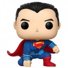 Justice League POP! figurka Superman (Landing Pose) 9 cm