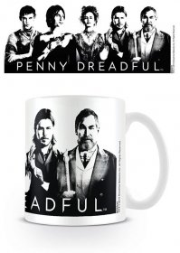 Penny Dreadful Mug Contrast