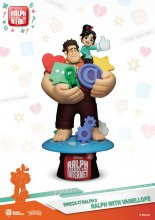 Ralph Breaks the Internet D-Stage PVC Diorama Ralph & Vanellope