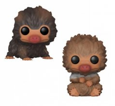 Fantastic Beasts 2 POP! Movies Vinylové Figurky 2-Pack Baby Nif