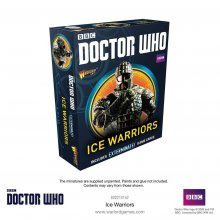 Doctor Who Exterminate! Miniatures Ice Warriors *English Version