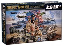 Avalon Hill desková hra Axis & Allies Pacific 1940 2nd Edition e