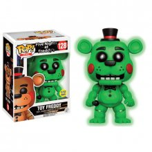 Five Nights at Freddys POP! figurka Freddy GITD 9 cm