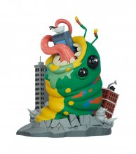 Unruly Kaiju Series PVC Socha Wrath of Wormzilla! 15 cm