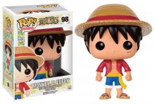 One Piece POP! Television Vinylová Figurka Monkey D. Luffy 9 cm