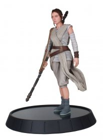 Star Wars Movie Milestones Socha 1/6 The Force Awakens Rey 28 c