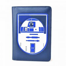 Star Wars Travel Pass Holder R2-D2 Badge Icon