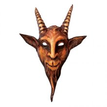 Animal Venetian Mask Billy Goat