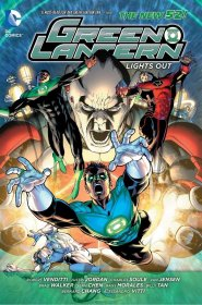 DC Comics Comic Book Green Lantern Lights Out (The New 52) by Ro