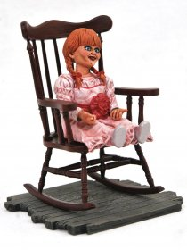 The Conjuring Universe Horror Movie Gallery PVC Socha Annabelle
