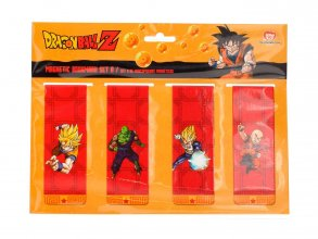 Dragonball Magnetic Bookmark Set B