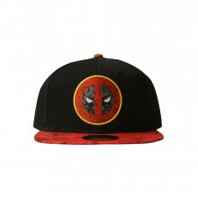 Deadpool Snapback kšiltovka Grafitti