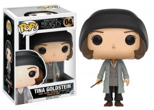 Fantastic Beasts POP! Movies Vinyl Figure Tina Goldstein 9 cm