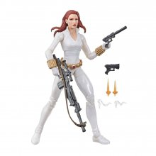 Marvel Legends Series Akční figurka Black Widow White Suit Deadl