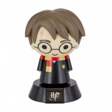 Harry Potter 3D Icon světlo Harry Potter 10 cm
