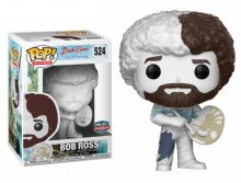 The Joy of Painting POP! Television Vinylová Figurka Bob Ross DI