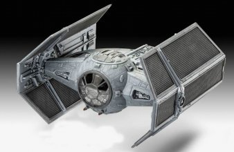 Star Wars Level 5 Master Series Model Kit 1/72 TIE Fighter Limit