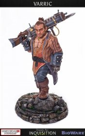 Dragon Age Inquisition Socha 1/4 Varric 68 cm