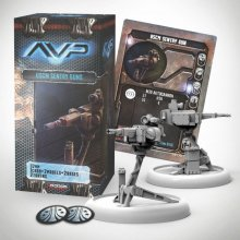 AvP Tabletop Game The Hunt Begins Expansion Pack Sentry Guns