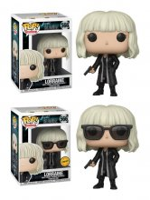 Atomic Blonde POP! Movies Vinyl Figures 9 cm Lorraine Outfit 2 A