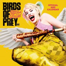 Birds of Prey Calendar 2021 *English Version*