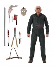 Friday the 13th Part 5 Akční figurka Ultimate Roy Burns 18 cm