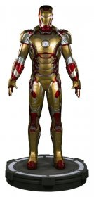Iron Man 3 Life-Size Socha Iron Man Mark 42 215 cm