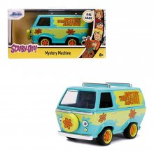 Scooby Doo Hollywood Rides kovový model 1/32 Mystery Machine